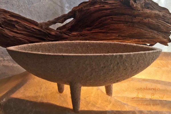 Räucherstäbchenhalter - Keramik