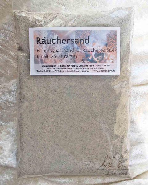 Räuchersand - 250 Gramm