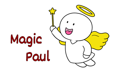 Magic Paul