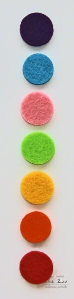 Ersatz-Pads für Essence-Keeper in 7 Farben | Serengetix