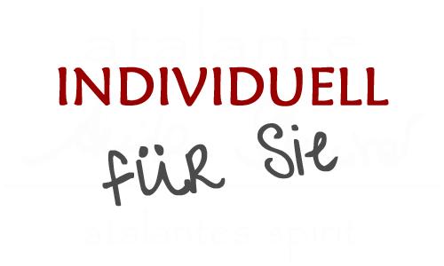 Individuell für Sie